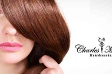 Charles M'biro Hairdressing - LKerabelle Brazilian Blow Dry - Save 71%