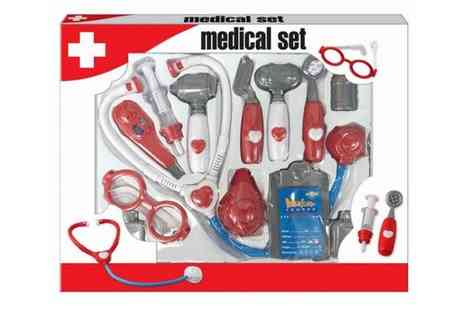 Groupon Goods Global GmbH - One or Two Doctors Medical Sets in Window Box - Save 59%