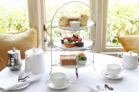 Miller Howe - Afternoon Tea & Bubbly for 2 with Lake Windermere Views - Save 42%