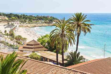 Crystal Travel - Three night all inclusive Costa Dorada break with flights - Save 30%