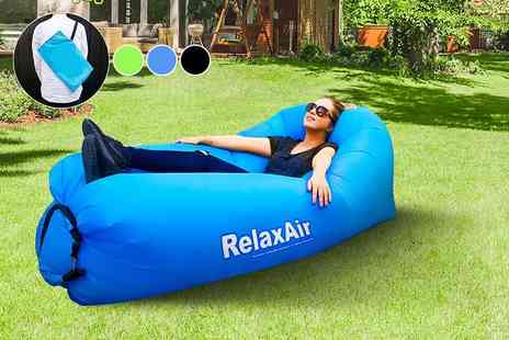 HCi Distribution - inflatable lounger - Save 71%