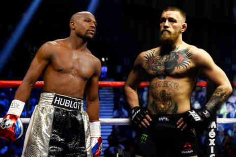 Independent World Choice Holidays - Three night stay in Las Vegas and tickets to the Connor McGregor vs Floyd Mayweather fight on Saturday 26th August - Save 0%