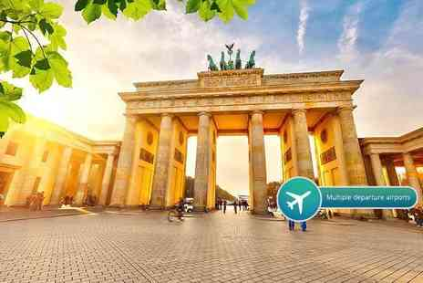 Bargain Late Holidays - Two or three night 4 Star Berlin break including flights - Save 30%