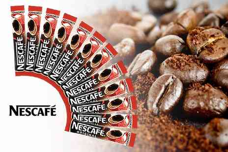 Euro Coffee Pods - 50 Nescafe Original sachets - Save 83%