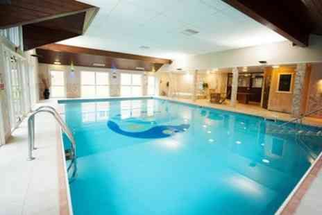 Hallmark Premier Leyland Hotel - One or Two Nights Stay for Two with Breakfast and Option for Dinner - Save 0%
