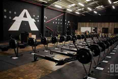 Train Media City - Five or Ten CrossFit Sessions with a Foundations Session for One or Two - Save 0%