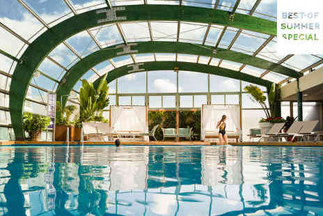 Arrecife Gran Hotel & Spa - Five Star Sea Views from the Islands Tallest Building - Save 45%