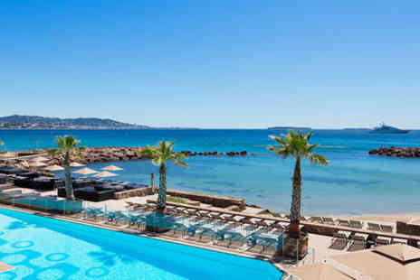 Pullman Cannes Mandelieu Royal Casino - Four Star Contemporary Riviera Elegance For Two - Save 75%
