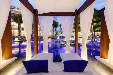 Dream Phuket Hotel & Spa - Five Star Trendy Spa Stay For Two with Lively Beach Club - Save 89%