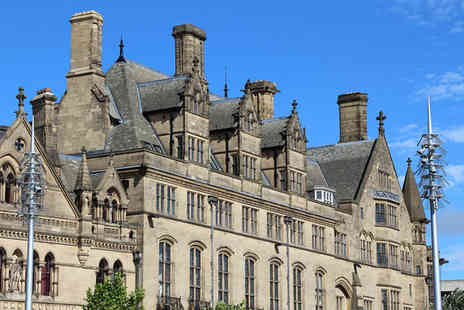 Cedar Court Hotel - Four Star Comfortable Stay For Two in Bradford with Gourmet Meal - Save 53%