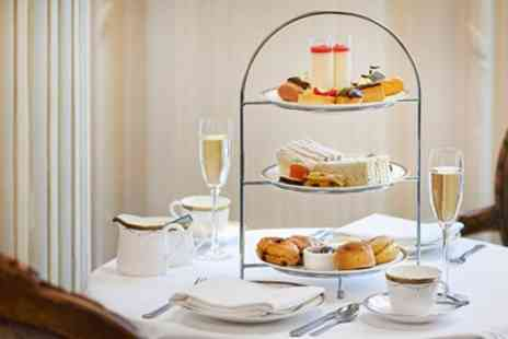 Hilton London Waldorf Hotel - Champagne Afternoon Tea for 2 - Save 51%