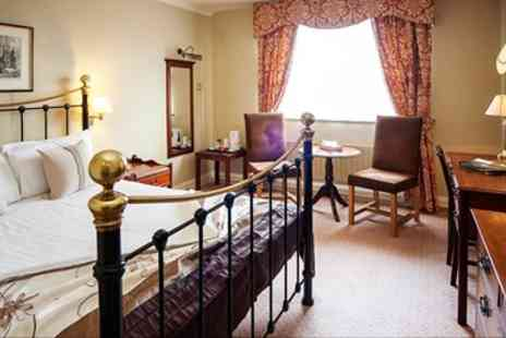 The Lion Hotel - Shrewsbury Coaching Inn Stay with Meals - Save 47%