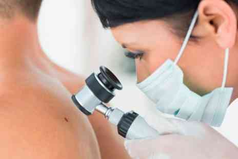 Devonshire House Aesthetic - Skin Tag, Milia, Blood Spot or Red Vein Removal - Save 43%