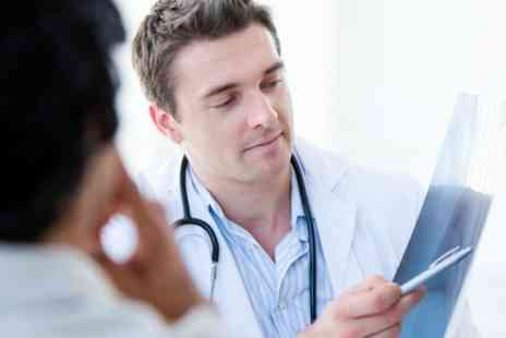 UK Health Screening - Health Assessment Package with Optional Cancer Test - Save 72%