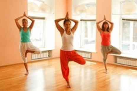 My Lotus- Four Weeks of Iyengar Yoga Classes - Save 70%