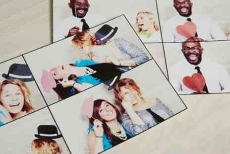 Photobooth Creative - Two or Three Hour Photobooth Hire with Props and Prints - Save 0%