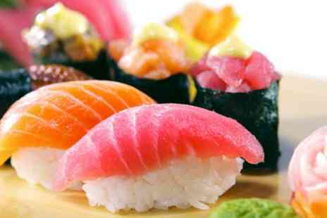 IRO Sushi - £20 Toward Japanese Cuisine - Save 50%