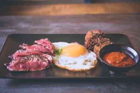 Hanger Steaks - Steak Brunch with Drinks for One or Two - Save 73%