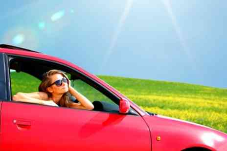 Affordable Car Hire - £40 Towards Holiday Car Rental, (Minimum Spend of £100) - Save 88%
