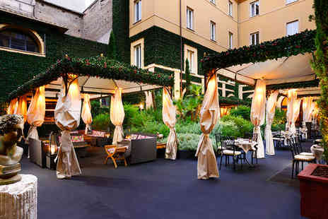 Residenza di Ripetta - Four Star 17th Century Elegance by the Tiber For Two - Save 77%