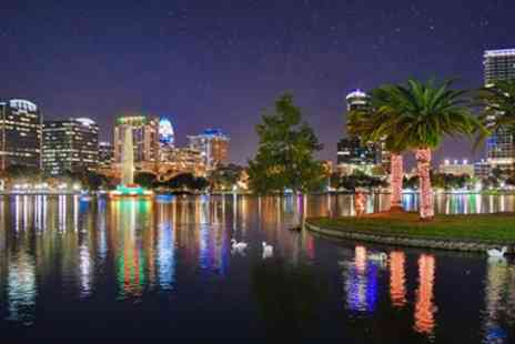 Hays Travel - 14 Night Orlando Holiday near Theme Parks including Car Hire - Save 0%