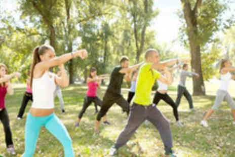 Boost Camp - Ten 45 minute outdoor group fitness sessions with Boost Camp - Save 62%