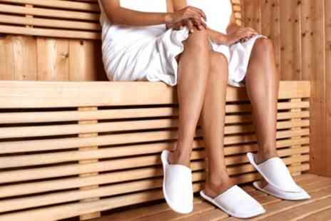 Clover Spa - Clothing Optional Spa Day with Optional Treatment for One or Two - Save 50%