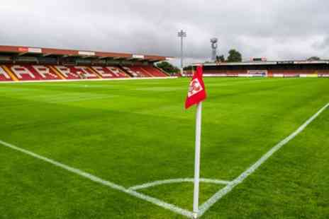 Kidderminster Harriers - Up to Three Kidderminster Harriers FC Matches on 2 To 23 September - Save 50%