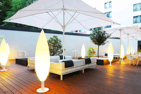 Sana Berlin - Four Star Junior Suite in a Stylish Design Hotel Stay For Two - Save 60%