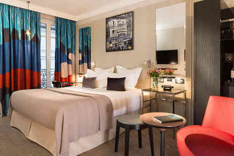 Les Matins de Paris - Four Star Colourful Design 900m from the Moulin Rouge - Save 0%
