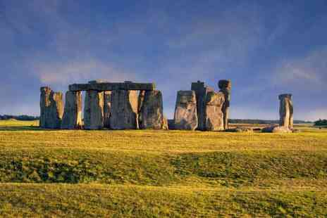 Abbey Tours - Stonehenge and Bath day trip with Abbey Tours see the sights - Save 55%