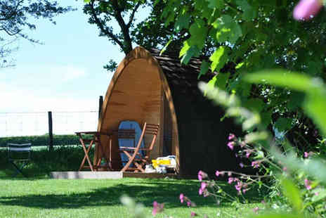 Buyagift - Overnight glamping break for two - Save 0%