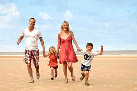 Pontins - Four night family break for up to four - Save 0%