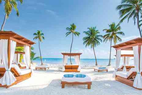 Bargain Late Holidays - Seven or 14 night all inclusive 5 Star Punta Cana stay with flights - Save 42%
