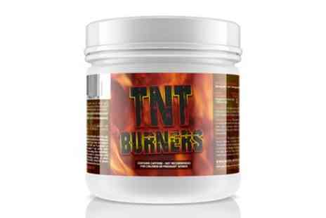 Groupon Goods Global GmbH - 90, 180 or 360 Matrix Elite TNT Fat Burner Tablets - Save 81%