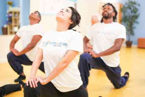 Body & Brain - Up to Ten Yoga Classes - Save 67%