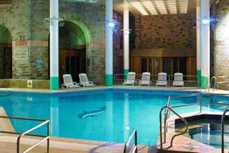 Shrigley Hall Hotel - Spa Day with Two Treatments and a Glass of Prosecco for One or Two - Save 0%