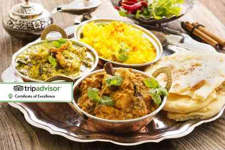 The Island Masala Fusion - £42 voucher to spend on food for two - Save 55%
