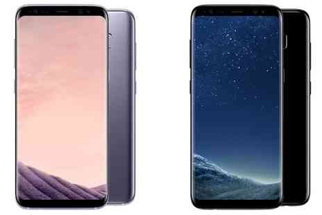 Buymobiles.net - Samsung Galaxy S8 on 24 Month Three Essential Plan Contract With Free Delivery - Save 94%