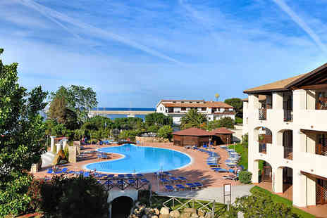 Cala della Torre - Four Star All Inclusive Elegant Hotel Stay For Two with Lush Gardens - Save 66%