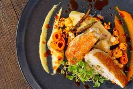 The New London - Chelmsford Local Gem 3 Course Meal inclusive Coffee for 2 - Save 47%