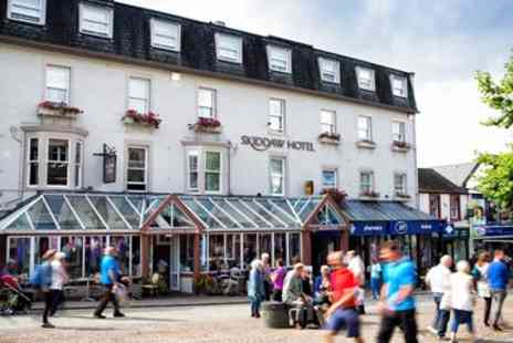 Skiddaw Hotel - Keswick stay with meals & prosecco - Save 0%
