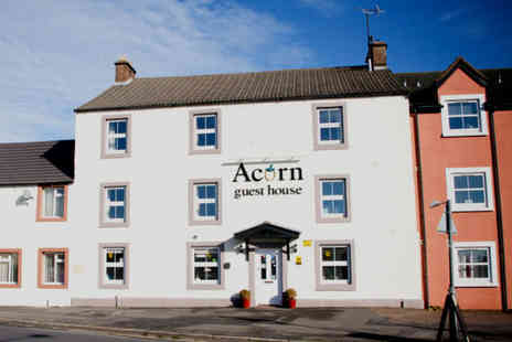 Acorn Guest House - Two night Cumbrian stay including breakfast for two - Save 41%