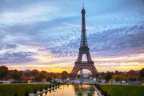 Bargain Late Holidays - Two or three night Paris break with flights - Save 38%