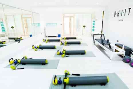 PHIIT London - Five or Ten Fitness Classes of Choice for One or Two - Save 82%