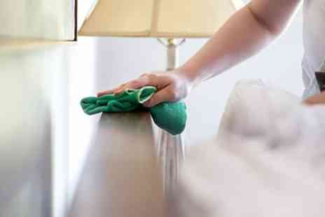 Clean Abode - Two Hours of House Cleaning - Save 36%