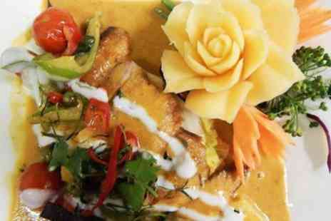 Just Thai - All You Can Eat Three Course Thai Evening Buffet for Up to Six - Save 0%