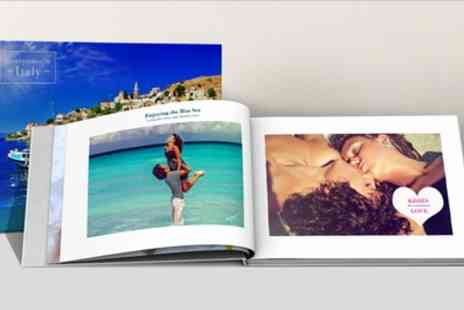 Printerpix - Up to Three 100 Page A4 Photobooks - Save 72%
