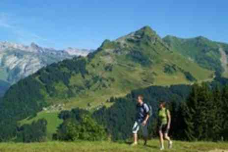 Chilly Powder - In French Alps Seven Night Stay For Two With Breakfast, Afternoon Tea, and Five Course Evening Meal Plus Activity - Save 48%