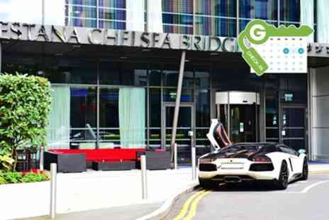 Pestana Chelsea Bridge & Spa - Deluxe King Room for Two with Breakfast and Spa Access - Save 26%